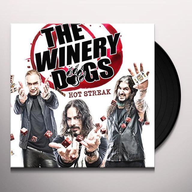 Winery Dogs HOT STREAK Vinyl Record