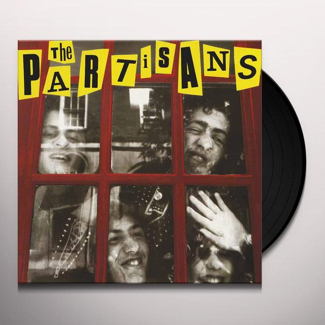 Partisans POLICE STORY Vinyl Record