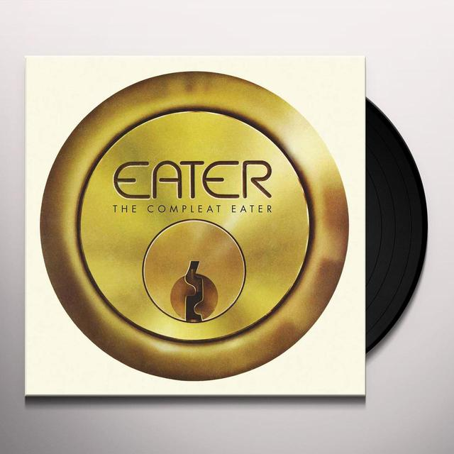 COMPLETE EATER Vinyl Record - Gatefold Sleeve