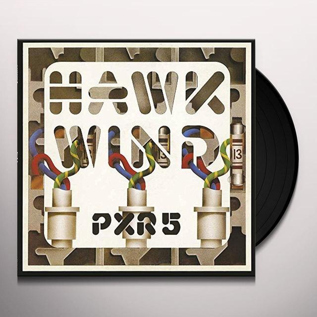 Hawkwind PXR5 Vinyl Record - Gatefold Sleeve