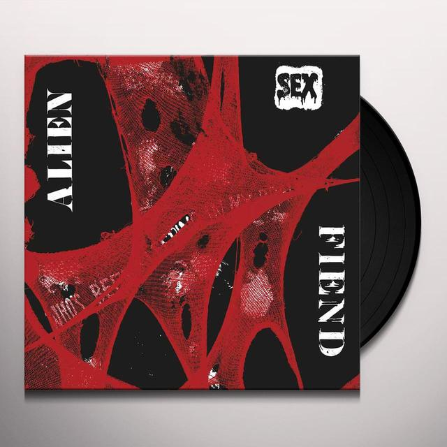 Alien Sex Fiend WHO'S BEEN SLEEPING IN MY BRAIN Vinyl Record - Gatefold Sleeve