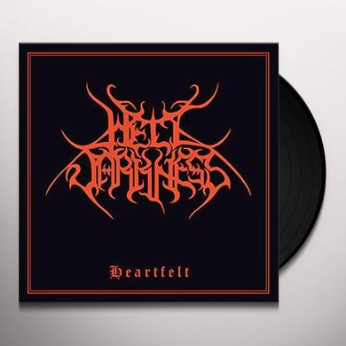 HELL DARKNESS HEARTFELT Vinyl Record