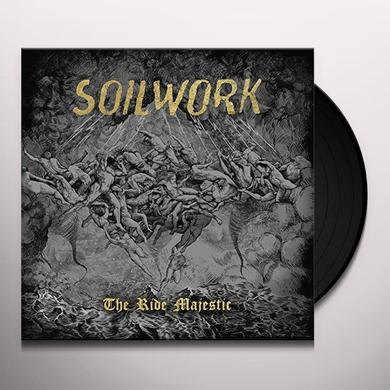 Soilwork RIDE MAJESTIC Vinyl Record