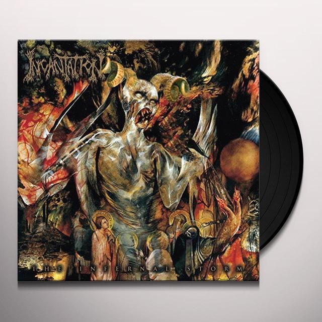 Incantation INFERNAL STORM Vinyl Record
