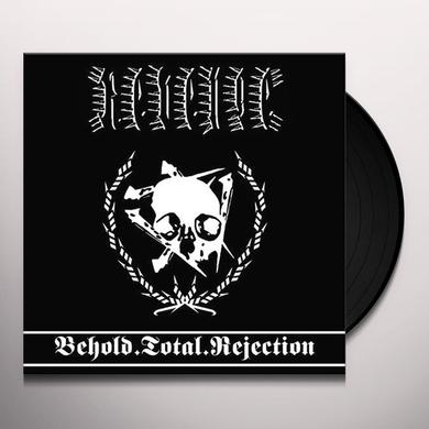 Revenge BEHOLD TOTAL REJECTION Vinyl Record