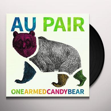 AU PAIR ONE-ARMED CANDY BEAR Vinyl Record