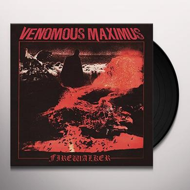 Venomous Maximus FIREWALKER Vinyl Record