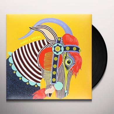 BONES & BEEKER Vinyl Record