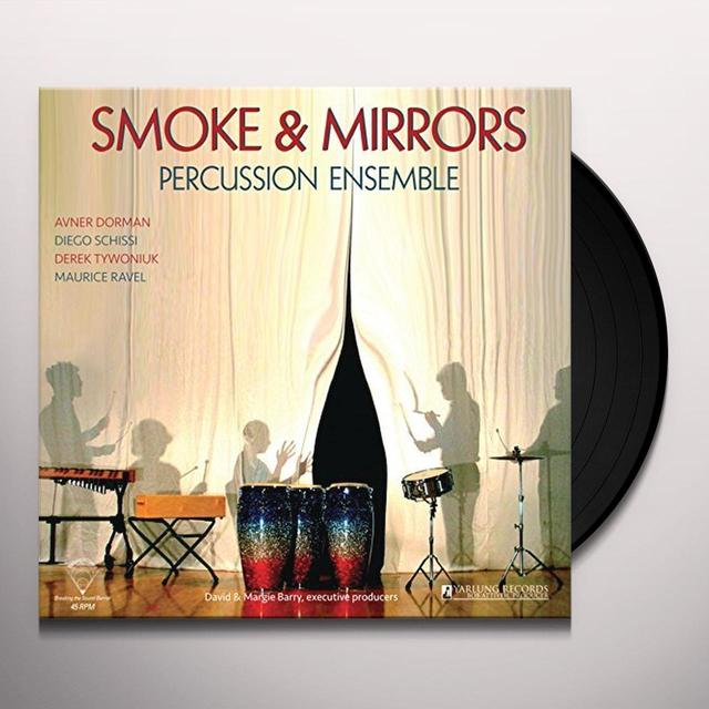 DORMAN / SMOKE & MIRRORS PERCUSSION ENSEMBLE SMOKE & MIRRORS Vinyl Record