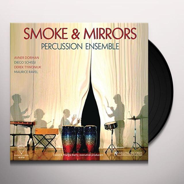 DORMAN / SMOKE & MIRRORS PERCUSSION ENSEMBLE SMOKE & MIRRORS Vinyl Record