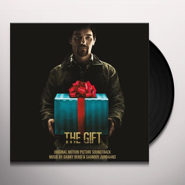 Danny Bensi & Saunder Jurriaans GIFT / O.S.T.   (WB) Vinyl Record - Gatefold Sleeve, 180 Gram Pressing, Deluxe Edition