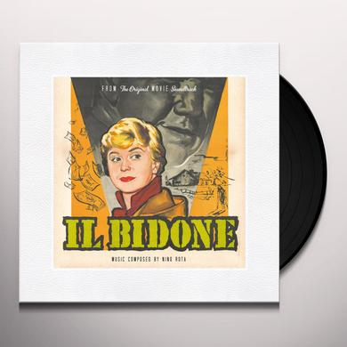 Nino Rota IL BIDONE (FELLINI'S THE SWINDLE) / O.S.T. Vinyl Record