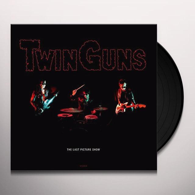 TWIN GUNS LAST PICTURE SHOW Vinyl Record