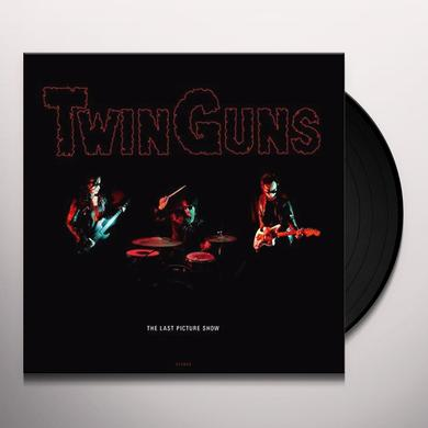 TWIN GUNS LAST PICTURE SHOW Vinyl Record