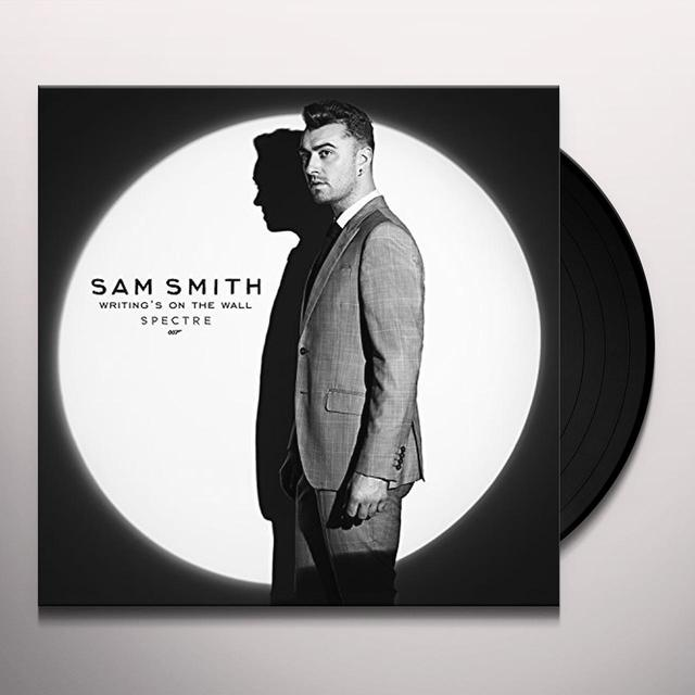 Sam Smith WRITING'S ON THE WALL Vinyl Record - UK Release