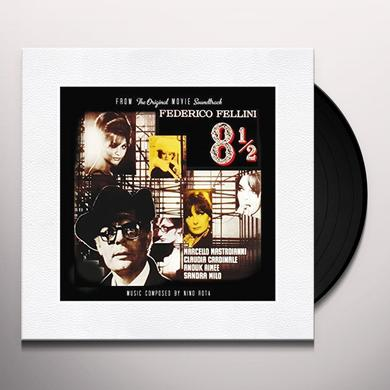 OTTO E MEZZO / O.S.T. (HOL) OTTO E MEZZO / O.S.T. Vinyl Record