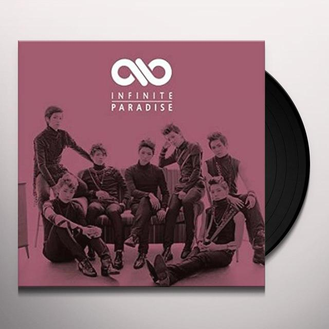 Infinite VOL.1 REPACKAGE (PARADISE) Vinyl Record - Asia Import