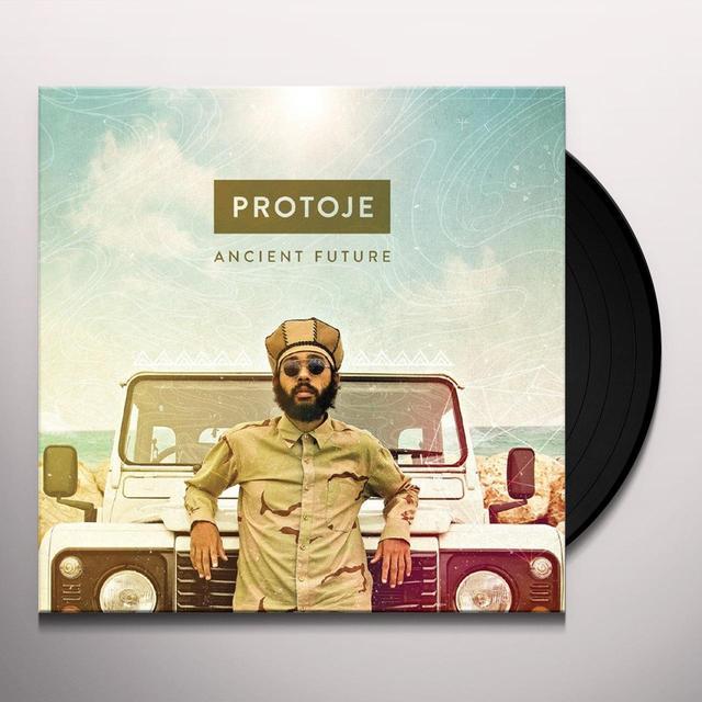 Protoje ANCIENT FUTURE Vinyl Record