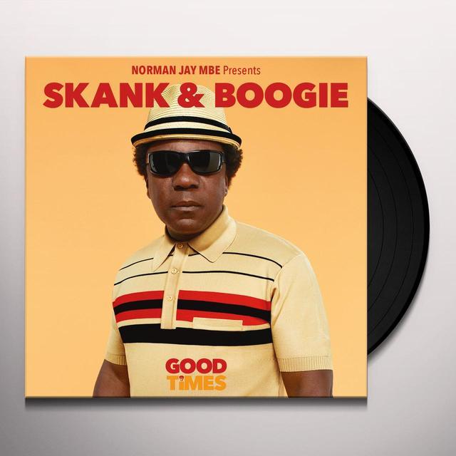 NORMAN JAY MBE PRESENTS SKANK & BOOGIE / VARIOUS Vinyl Record