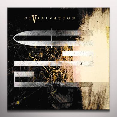 Front Line Assembly CIVILIZATION Vinyl Record - Colored Vinyl