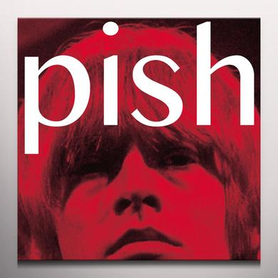 The Brian Jonestown Massacre MINI ALBUM THINGY WINGY Vinyl Record - 10 Inch Single, Colored Vinyl, Limited Edition, Red Vinyl