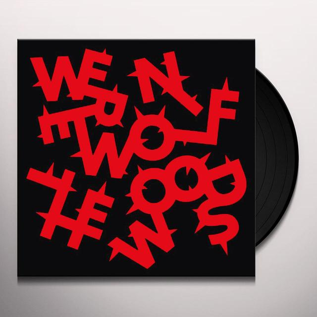 Sascha Dive WEREWOLF IN THE WOODS Vinyl Record