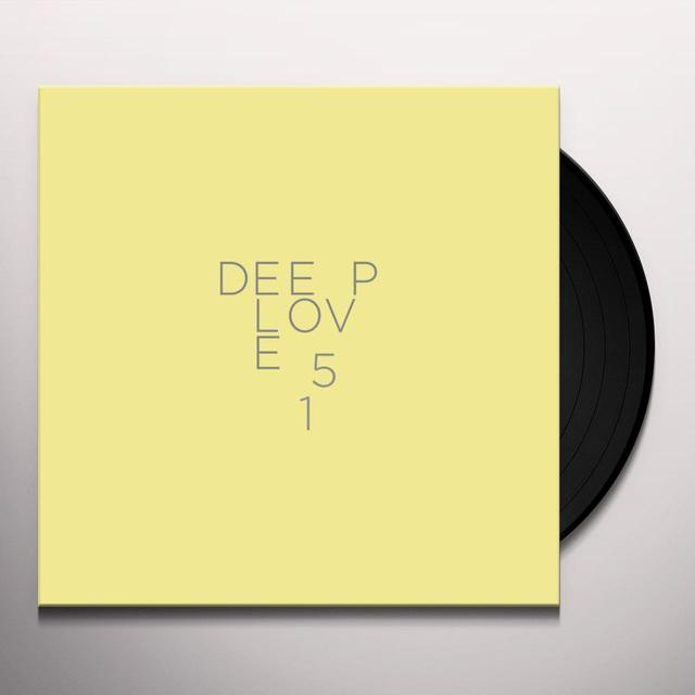 DEEP LOVE 15 / VARIOUS Vinyl Record - w/CD