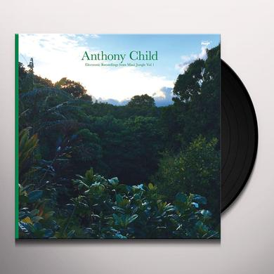 Anthony Child ELECTRONIC RECORDINGS FROM MAUI JUNGLE 1 Vinyl Record