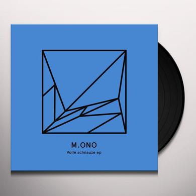 M.ono VOLLE SCHNAUZE (EP) Vinyl Record