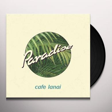 CAFE LANAI PARADISE Vinyl Record