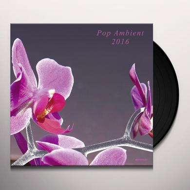 POP AMBIENT 2016 / VARIOUS Vinyl Record - w/CD, 180 Gram Pressing