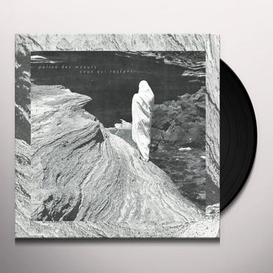 Police Des Moeurs CEUX QUI RESTENT Vinyl Record