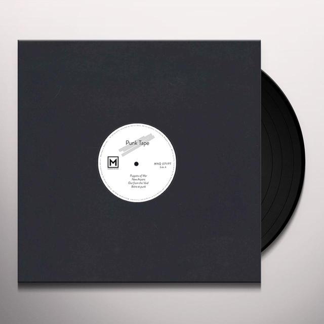 Police Des Moeurs CEUX QUI RESTENT & PUNK TAPE Vinyl Record