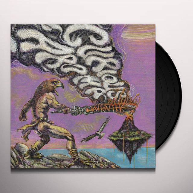 Kohoutek CURIOUS AROMA Vinyl Record