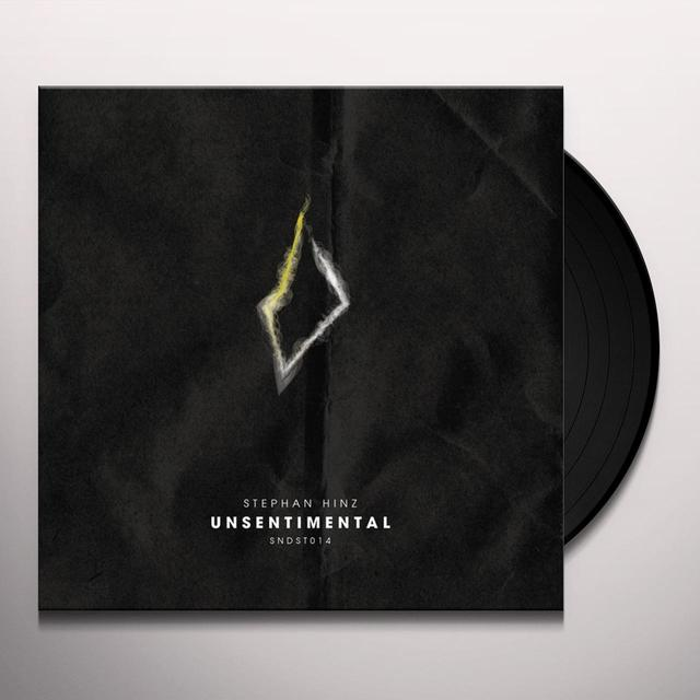 Stephan Hinz UNSENTIMENTAL Vinyl Record