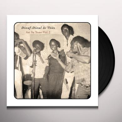 DIEUF-DIEUL DE THIES AW SA YONE 2 Vinyl Record - Gatefold Sleeve, Digital Download Included