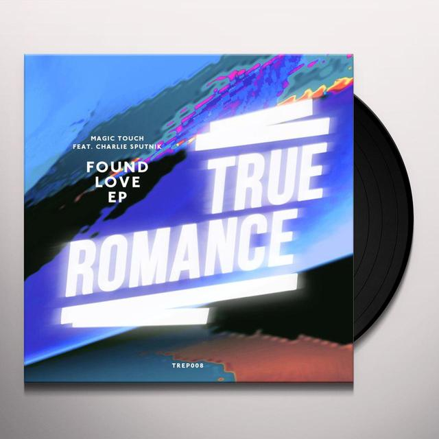 Magic Touch FOUND LOVE Vinyl Record