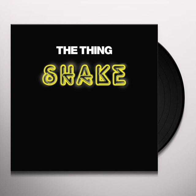 Thing SHAKE Vinyl Record - Gatefold Sleeve