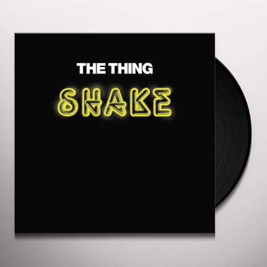 Thing SHAKE Vinyl Record - Gatefold Sleeve
