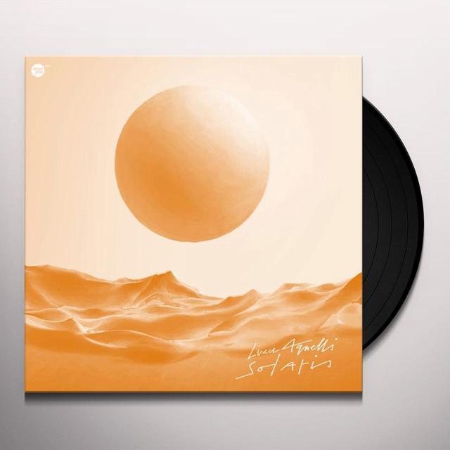 Luca Agnelli SOLARIS Vinyl Record