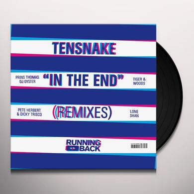 Tensnake IN THE END Vinyl Record - Remixes