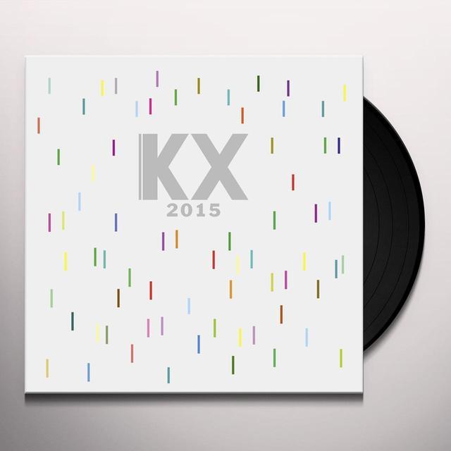 KX 2015 / VARIOUS Vinyl Record