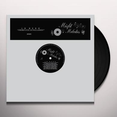 LD Nero THIRD EYE SUNGLASSES Vinyl Record