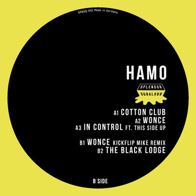 HAMO COTTON CLUB Vinyl Record