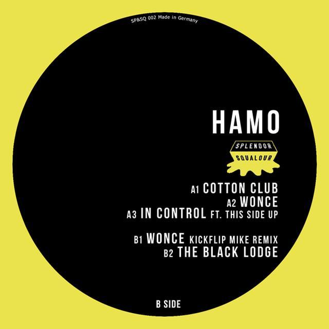 HAMO COTTON CLUB Vinyl Record