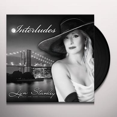 Lyn Stanley INTERLUDES Vinyl Record - 180 Gram Pressing