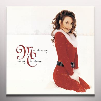 Mariah Carey MERRY CHRISTMAS Vinyl Record