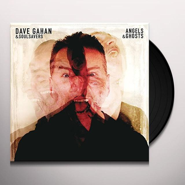 Dave Gahan & Soulsavers ANGELS & GHOSTS Vinyl Record
