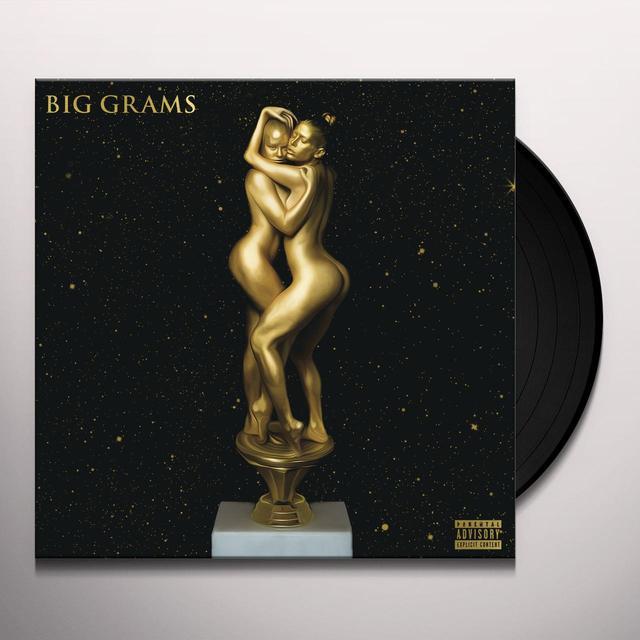 BIG GRAMS  (DLI) Vinyl Record - 180 Gram Pressing