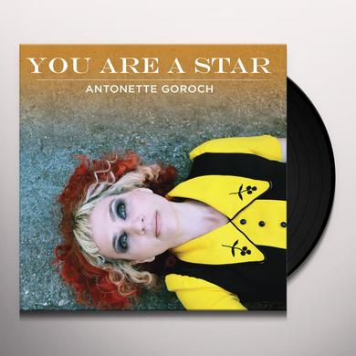 Antonette Goroch YOU ARE A STAR Vinyl Record